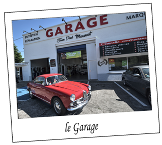 le garage mounat